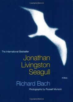 Jonathan Livingston Seagull ~ A timeless follow your dreams, be true to yourself story.