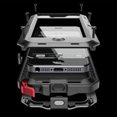 Extreme #iPhone 5 #Case Black - #Protection at it's finest.