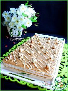 Торт без выпечки Сударушка