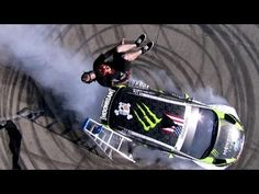DC SHOES: THE STORY BEHIND KEN BLOCK'S LADDER TRICKS