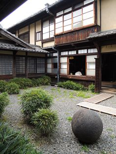 Kawai Kanjiros House 50 by yagitakashi, via Flickr