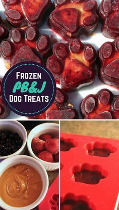 Looking for some nice & easy AND quick homemade dog treat recipes? Try picking one of those.you'll have no trouble getting your dog to try this dog treat recipe. Homemade Dog Cookies, Homemade Dog Food, Homemade Dog Biscuits, Best Treats For Dogs, Healthy Dog Treats, Snacks For Dogs, Doggie Treats, Dog Biscuit Recipes, Dog Food Recipes