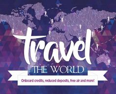 Visit our site http://www.unforgettable.cruises/traveldeals/optin#utm_sguid=172107,63e61f59-b28d-ede5-f076-f79c7500f2b1 to sign up for the BEST Weekly Travel Deals, Exclusive Promos & Secret Sales!
