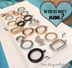 Starting Oct. 16th you can order the NEW holiday collections! Here is a sneak peak! Tinkerbella.origamiowl.com www.facebook.com/OrigamiOwlHelenaTrangataIndependentDesigner33874 taking orders now ;)