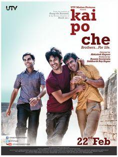 Bharathiya: Kai Po Che! 2013 Hindi Movie