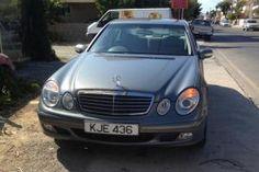 2004 Mercedes E-class E200K 1.8L 15,500 EUR Cyprus, Limassol