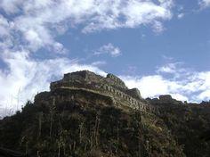 Acabo de compartir la foto de Henry Ruiz Campos que representa a: Ollantaytambo II