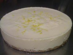 Dukan Lemon Cheescake... Attack Phase! RECIPE(english) http://mydukandiet.com/recipes/lemon-cheesecake.html