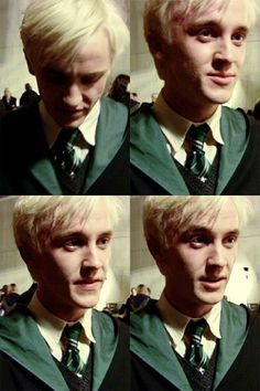 "This is how I picture Draco Malfoy in the fanfiction ""Isolation"" by Bex-chan on fanfiction.net  He's too freakin gorgeous"
