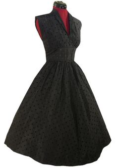 perhaps the best little black dress i've ever seen