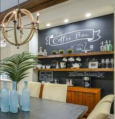 Coffee Bar Ideas Inspiration