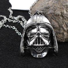 Darth Vader Necklace <3 15,00 + frete promoção válida até 06/12/15