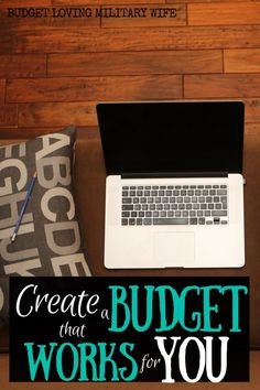 Create a Budget that Works!