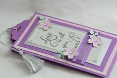 Bookmark & Gift Card Holder