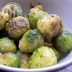 Foto de la receta: Coles de Bruselas al horno