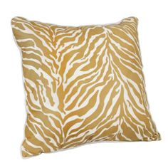 Kardashian Kollection Home New York Dreamer Bedding Collection Zebra Print Throw Pillow Kardashian Kollection, Kim Kardashian, Elegant Bedroom Design, Bedding Collections, Zebra Print, The Dreamers, Decorative Pillows, Throw Pillows, Inspiration