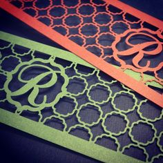 Laser cut #bellybands are a creative way to add to decorative features to packaging.
