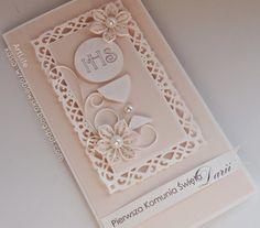 First Communion Cards *** Открытки по случаю Первого причастия