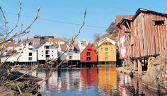 Hold ferie i verdens mest langsomme byer  - Sokndal - | Rejseliv.dk  #Norge #cittaslow #Sokndal