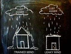 PRONE for PRIME PROBLEMS... Exactly as rain enter a house with a leaky roof, even so do desire, greed, anger and craving penetrate and enter the untrained, and unrefined mind. Dhammapada 13   http://What-Buddha-Said.net/drops/II/Desire_&_Lust.htm http://What-Buddha-Said.net/drops/II/The_Fire_of_Sense-Desire.htm http://What-Buddha-Said.net/Canon/Sutta/KN/Dhammapada.Verse_13_14.story.htm