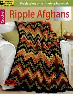 Maggie's Crochet · Ripple Afghans