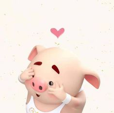 Ios 11 Wallpaper, Cute Wallpaper Backgrounds, Animal Wallpaper, Cute Wallpapers, This Little Piggy, Little Pigs, Cute Piglets, Pig Drawing, Pig Illustration