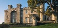 for a fright: Bodelwyddan Castle