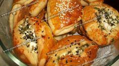 Peynirli Karaköy Poğaça Tarifi