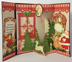 G45 How to make an 3D Envelope card