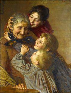 a tender moment-Gaetano Bellei