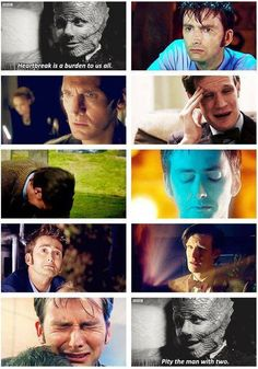 Heartbreak and the Doctor (New Who)