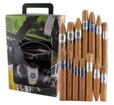 Zino Platinum Collector's Edition 2013 L.E. Tour Kit (Zino Platinum Collector's Edition ZIN-071013-KIT), Cigars - All Cigars, Choose your brand   Atlantic Cigar Co