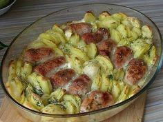 Самые вкусные рецепты: Мясные рулеты с картофелем в сливках