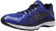 ASICS Mens Gel Excite 3 Running Shoe BlueBlackOrange 11 M US * Be sure to check out this awesome product.