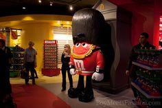 M&M's World em Londres, Junho 2011 - by boymeetsfashion