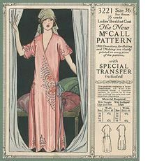 Vintage McCall's Pattern, 1920s