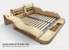 Modular Furniture, Bed Furniture, Furniture Design, Wardrobe Interior Design, Bedroom Closet Design, Corner Sectional Sofa, Sofa Bed, Cama King, Smart Bed