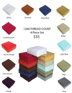 $35 For A King Set Of Sheets, 1200 Count   Awesome Fundraiser My Friend Is