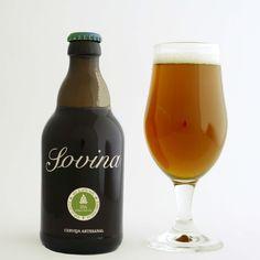 Cerveja Artesanal - Sovina India Pale Ale 0,33l - Cerveja Artesanal