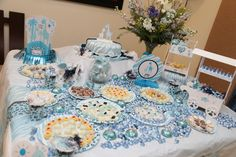 #Candybar para decoración de mesas