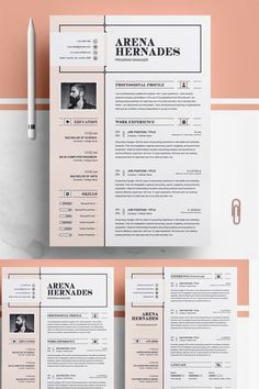 Arena Resume Template Looking for Teaching resume examples? Learn the best Writing, Interview Simple Resume Template, Resume Design Template, Resume Template Free, Creative Resume Templates, Free Resume, Creative Resume Design, Resume Cv, Resume Tips, Interior Design Resume