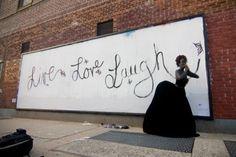 New York Street Advertising Takeover « The 23 Apples of Eris
