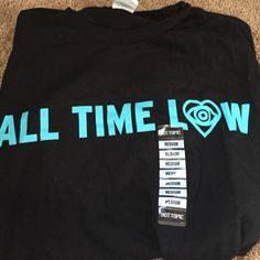 all time low shirt new with tags Hot Topic Tops Tees - Short Sleeve