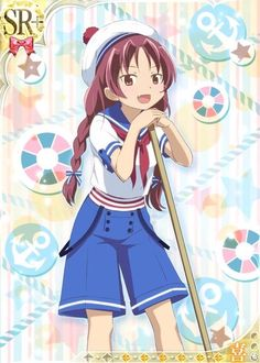 """Madoka Magica"" Girls Get Circus, Sailor and More Redesigns http://www.crunchyroll.com/anime-news/2014/08/12-1/madoka-magica-girls-gets-circus-sailor-and-more-redesigns"