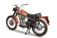 1973 Ducati 350 Scrambler