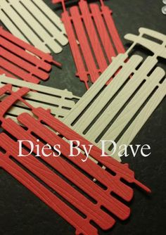 Dies By Dave - sled wood grain embossing feature Christmas Paper Crafts, Christmas Cards, Die Cutting, Paper Cutting, Dies By Dave, Die Cut Cards, Punch Art, Big Shot, Stampin Up Cards