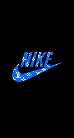 3d Wallpaper Iphone, Nike Wallpaper, Dope Wallpapers, Blue Nike, Puma, Sport Fashion, Nike Logo, Shoes Sneakers, Logo Design