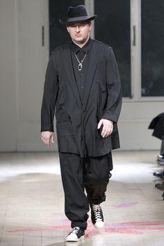 Yohji Yamamoto SS 2011