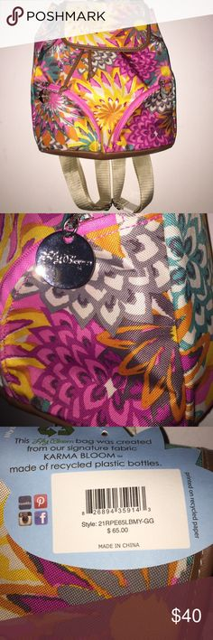 Lily Bloom back pack great for Spring brake. NWT great for a get away or a tween for school Lily Bloom Bags Backpacks