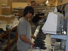 Ivan! Embroidery Machine Operator.